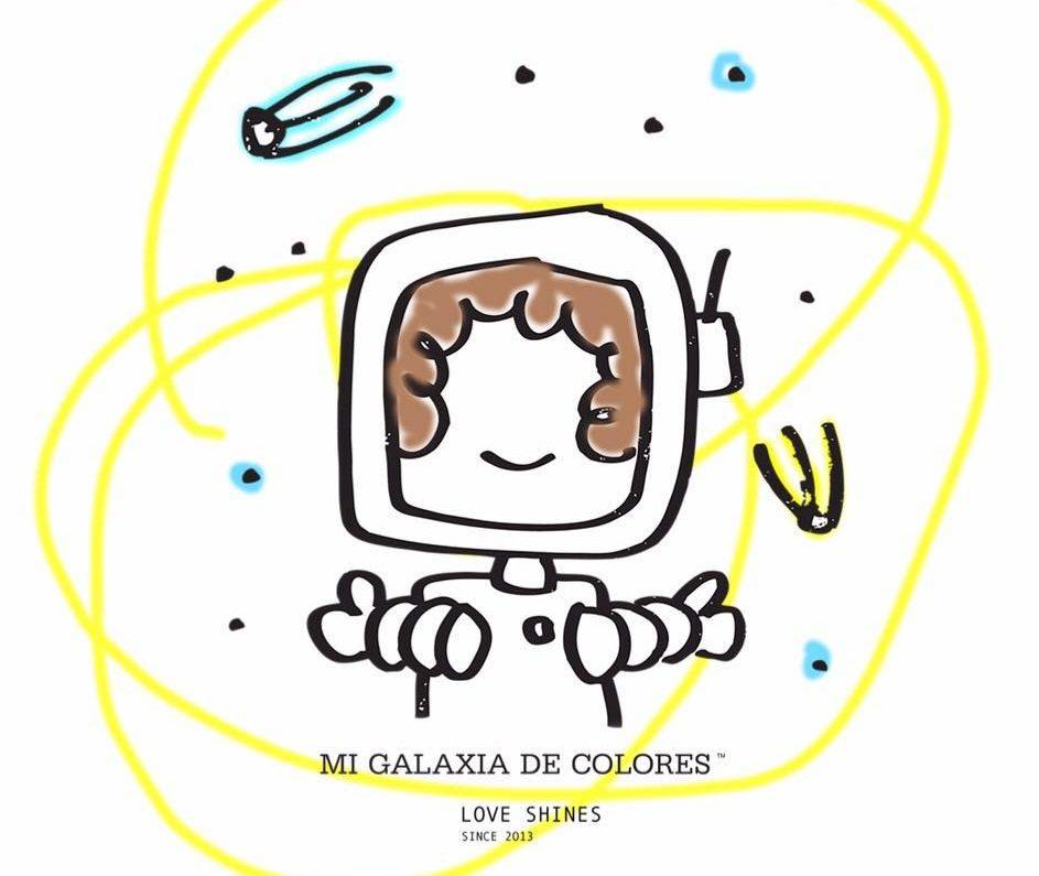 MI GALAXIA DE COLORES
