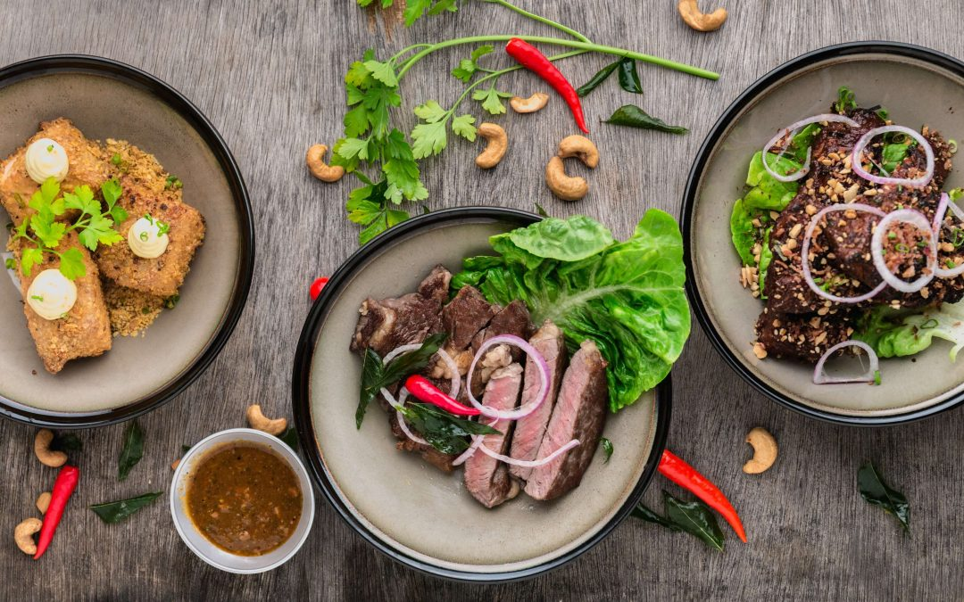 Dietas Vs. Sustitución de alimentos