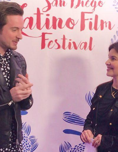 Festival latino de cine - San Diego9