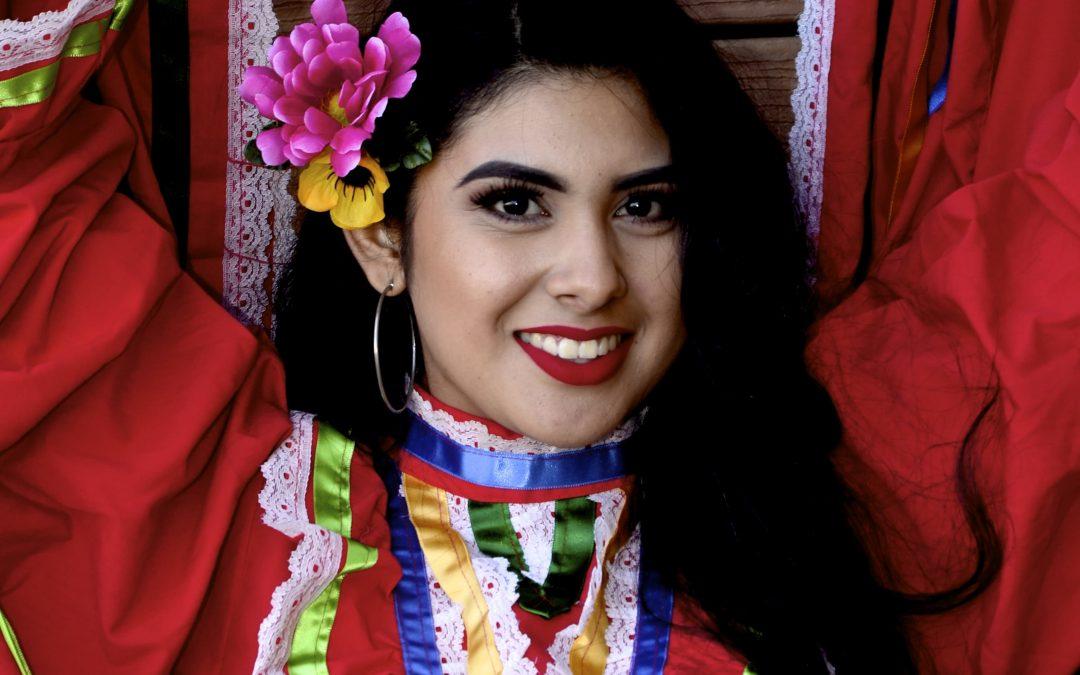 Yamila Muñoz Teen Universe California 2017