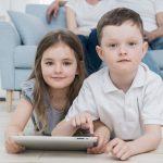 Haz de la tecnología tu aliada en el desarrollo de tus niños