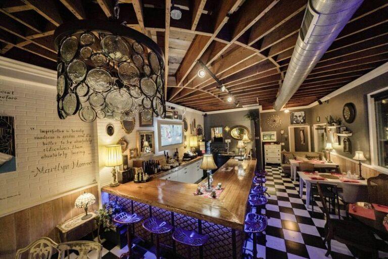 Nado Republic - A look inside Nado Republic restaurant.